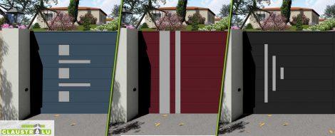 3 modèles déco pour portails design