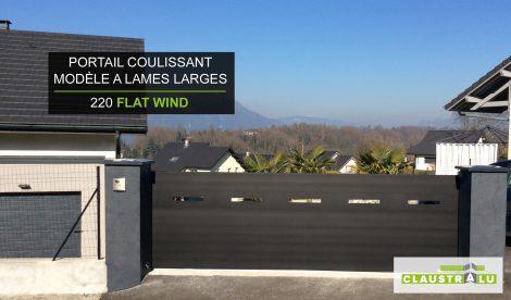 flat wind portail pas cher haut de gamme