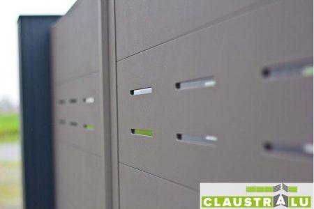 Portail Design Battant Aluminium